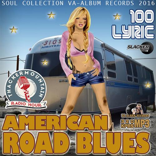VA - American Road Blues (2016)